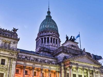 zamilovaní v Buenos Aires