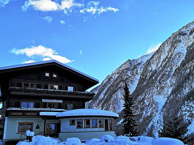 Last: Grossglockner-Heiligenblut - Hotel u sjezdovky, skipas v c...