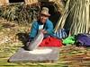 Tradiční práce domorodých žen