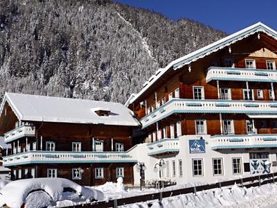 Kals Grossglockner - hotel Scol Kals u sjezdovky, bazén a skipa...
