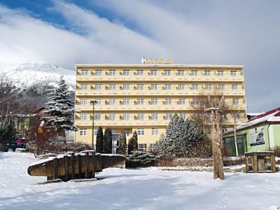 Slovensko, Vysoké Tatry
