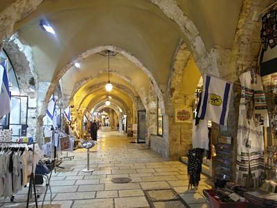 Krásy Izraele a Palestiny - sváteční poznávací