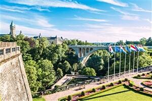 Památky a Příroda Lucemburska
