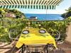 Apartmány Dekapoto - výhled na moře z terasy apartmánu A2, jižní zátoky, ostrov Hvar, Chorvatsko