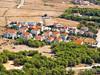 Apartmány Bojan - letecký pohled, Povljana, ostrov Pag, Chorvatsko