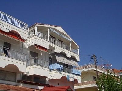 2020 Řecko - Nei Pori - studia a apartmány Grekas