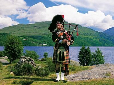 Skotsko - nádherné dobrodružství