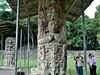 Copán - překrásné mayské stély