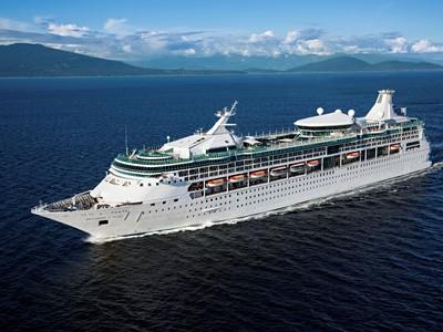 Rhapsody of the Seas - Usa, Velká Británie, Mexiko, Honduras, Bel...