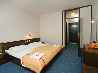 Depandance hotelu Laguna