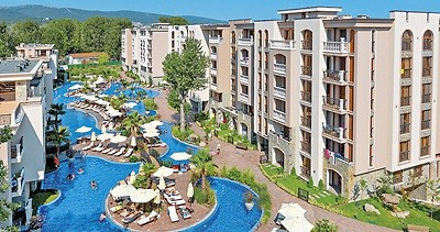 Hotel Cascadas Family Resort