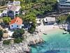 Apartmány Palma - letecký pohled, ostrov Hvar, Chorvatsko