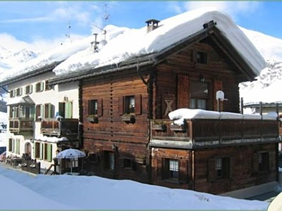 Garni Costa Verde Free Ski