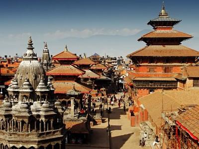 Z Pekingu až do Dillí