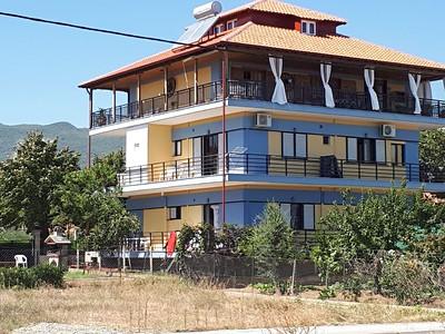 2020 Řecko - Nea Vrasna - vila Marieta