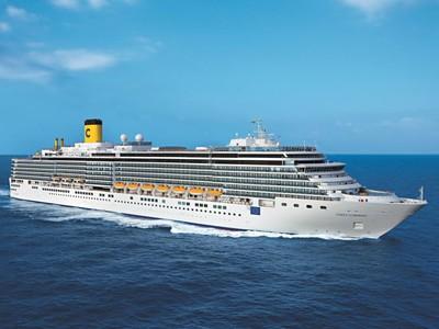 Costa Luminosa - Španělsko, Malta, Řecko, Turecko, Itálie, Korsi...