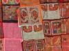 Výrobky od indianů Kuna