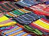 Mayské trhy v Chichicastenangu
