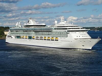 Jewel of the Seas - Nizozemí, Belgie, Velká Británie, Island...