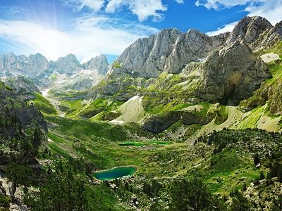 To nejlepší z Albánie + Makedonie + Národní Park Thethi (letecky z Prahy)