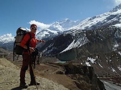 Nepál - Annapurna trek