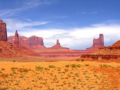 USA – Národní parky a města západu USA – Zrušeno