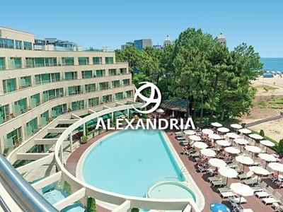 Žeravi Beach Alexandria Club