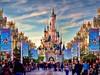 Disneyland byl otevřen v roce 1992 po čtyřech letech stavebních prací