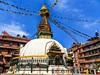 Stúpa Kathesimbhu (Nepál, Dreamstime)