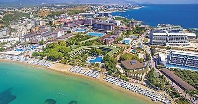 Turecko, Turecká riviéra