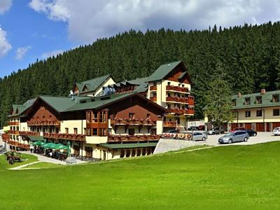 Ski & Wellness Residence Družba, Jasná, Nízké Tatry