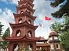 Hanoj, pagoda Tran Quoc