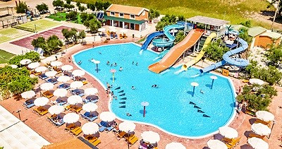 Hotel Ionian Sea & Villas Aqua Park